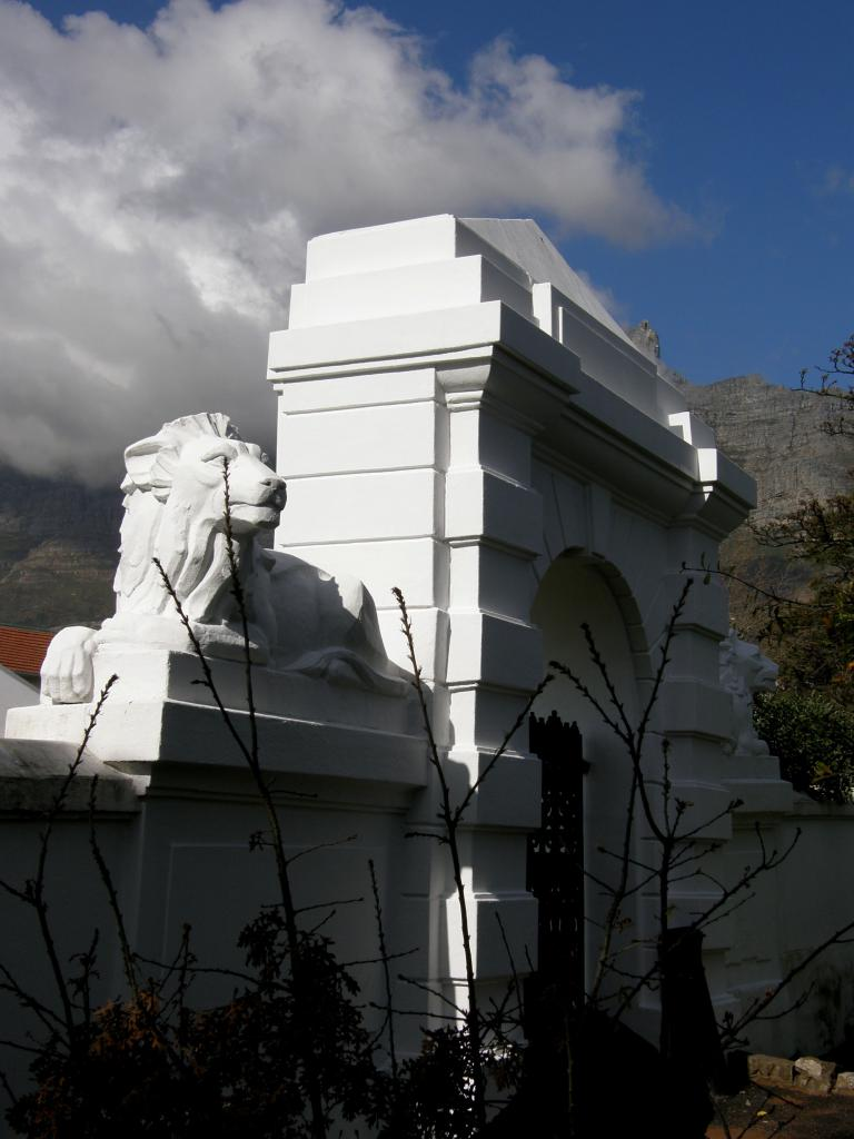 Cape Town historical site